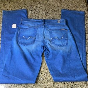 7 for all mankind Jeans Sz 24
